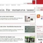 Die Zukunft des Lesens: newbook.de