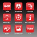 CeBIT2go: Die Messe-App fürs eigene Smartphone