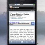 Mobile Web-Seiten testen ohne echtes iPhone
