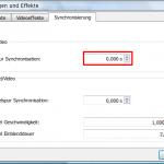 VLC Media Player: Versetzte Ton-Wiedergabe ausgleichen