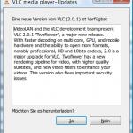 VLC Media Player: Globale Tasten-Kürzel funktionieren nicht?