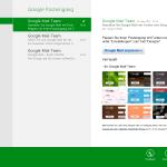 Windows 8: Gmail-Konto hinzufügen