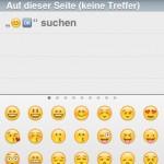 iPhone und iPad: Emoticons und andere Mini-Bilder leichter einfügen