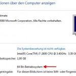 32-Bit oder 64-Bit: Welche Software-Version brauche ich?