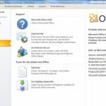 Outlook: Herausfinden, ob Sie die 32- oder 64-Bit-Version nutzen