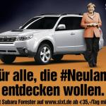 Hashtag der Woche: #neuland