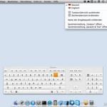 So nutzen Sie die virtuelle Tastatur von OSX