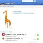 Aktuelle Versionen Ihrer Freeware-Programme finden