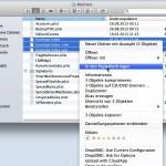 OSX eMail-Programm: Index aller Nachrichten neu erstellen lassen