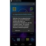 Virus vom Android-Gerät entfernen