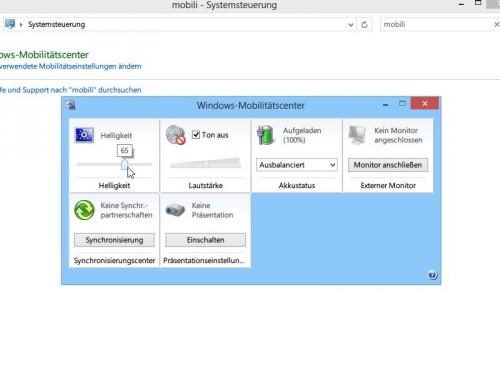 windows-mobilitaetscenter