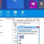 Kachel-Symbol von Desktop-Programmen ändern in Windows 8