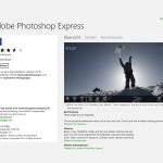 Gratis-Bild-Bearbeitung von Adobe für Windows 8