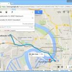 Das neue Google Maps: Routen-Planer nutzen