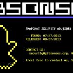 Sicherheits-Leck in Chat-Software Snapchat