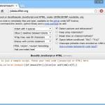 JavaScript-Quellcode ordentlich und lesbar formatieren