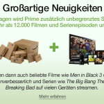 Amazon will Premium-Kunden kostenloses Streaming anbieten