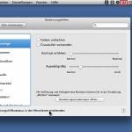 Bedienungs-Hilfen von OSX in der Menü-Leiste einblenden