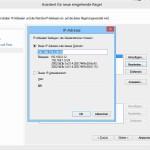 IP-Bereiche sperren mit der Windows-Firewall