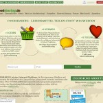 Food-Sharing: Lebens-Mittel teilen statt wegwerfen