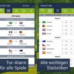 Die WM 2014 gratis auf Ihrem Smartphone