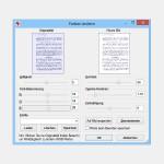 IrfanView: Papierfarbe von eingescannten Dokumenten korrigieren