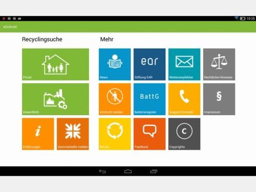 eschrott-app-android