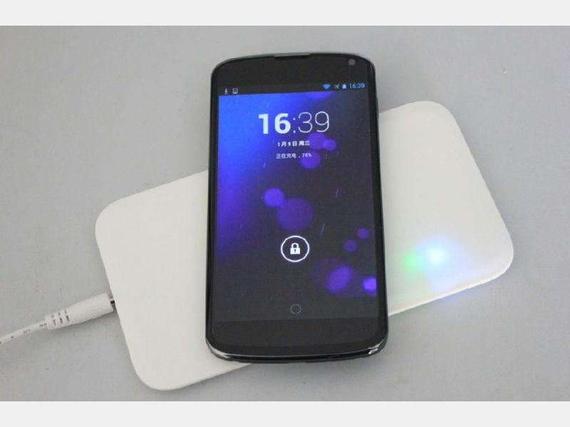 Handy akku aufladen ohne ladegerat
