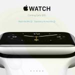 Apple Watch ab April zu haben