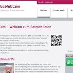 GRATIS-Tool: EANs und andere Barcodes per Webcam einscannen