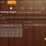 Meetings einfach online managen