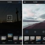 Instagram hat fünf neue Filter