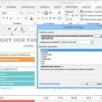 Excel: Benötigte Formel-Funktionen suchen