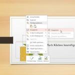 PowerPoint: Mehrere Objekte gemeinsam animieren