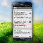 Android: Suchverlauf der Play-Store-App leeren