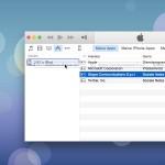 iOS-Apps via iTunes installieren