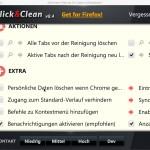 Google Chrome: Browser-Verlauf beim Beenden löschen
