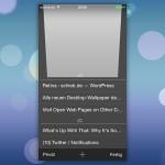 Offene Webseiten auf anderen Geräten öffnen mit iCloud-Tabs