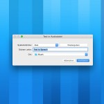 Mac: Text-Dateien schnell in Hör-Bücher umwandeln