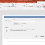 PDF-Dateien in PowerPoint-Präsentation einfügen