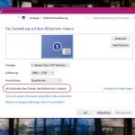 Windows-Tablet: Monitor-Anzeige nicht automatisch drehen