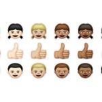 iOS: Alternative Haut-Farben für Emoji-Smileys nutzen