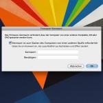 Firmware-Passwort beim Mac entfernen