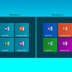 Windows 8.1: Andere Hintergrund-Farbe für Start-Seiten-Kacheln