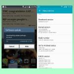 Smartphone oder Tablet auf Android Lollipop aktualisieren