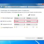 Warum schläft mein Windows-8.1-PC dauernd ein?