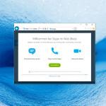 Skype GRATIS direkt per Browser nutzen