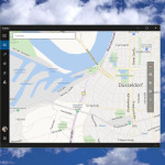 Windows 10: Die neue Karten-App unter der Lupe
