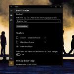 Fotos-App in Windows10: Ordner hinzufügen oder entfernen