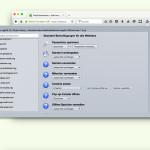 Firefox: Datenschutz-Einstellungen per Toolbar ändern